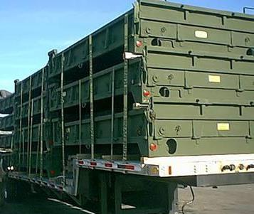 5-Ton Cargo Beds for RRAD/TACOM